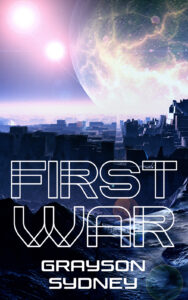 cover of first war