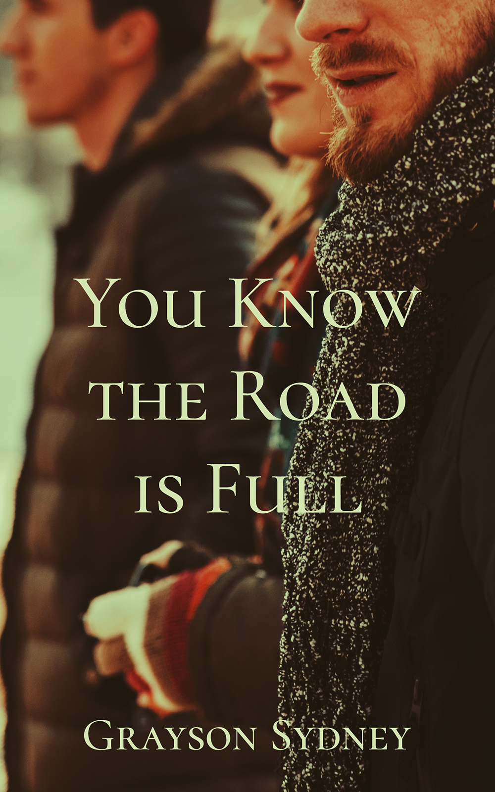 cover of you know the road is full