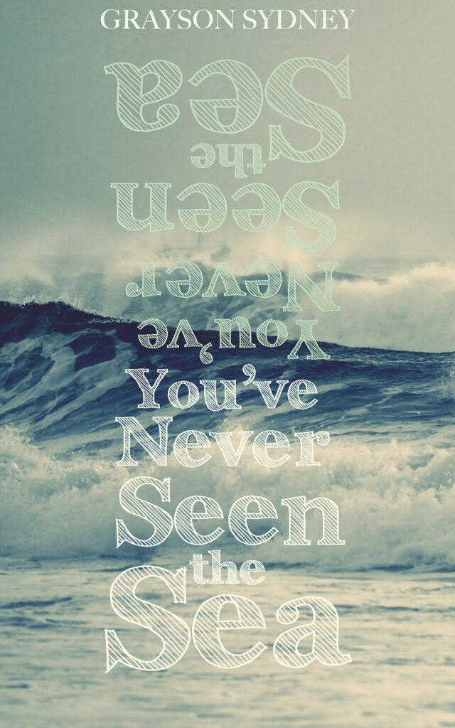 cover of you've never seen the sea